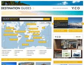 Y.CO Sponsor the Superyachts.com Destination Guides