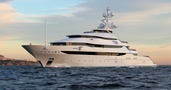 Oceanco Launch 85m Superyacht St Princess Olga
