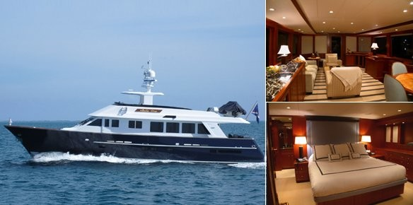 Motor yacht Bella Una for sale