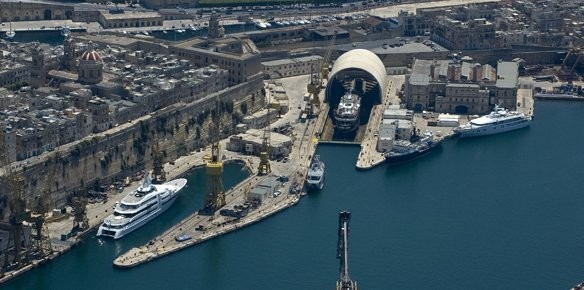 Palumbo Group Acquires New Shipyard in Malta