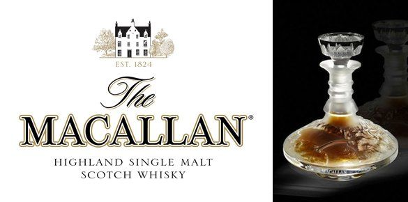 Macallan Single Malt Whisky Enters Guinness ...