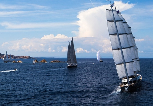 The Sixth Perini Navi Cup Arrives September 2015