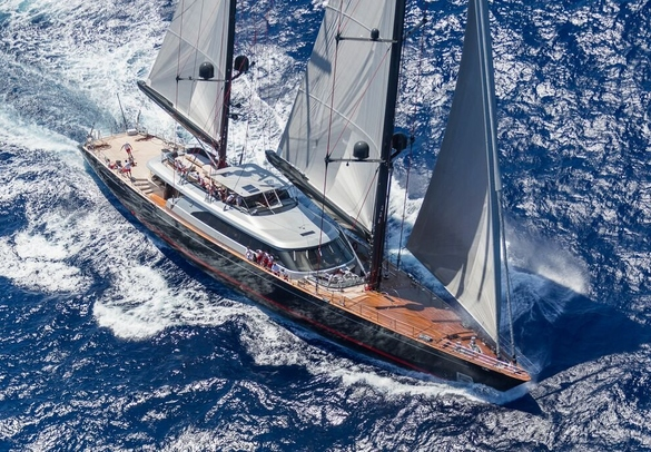 The Yachts Of The 2015 Perini Navi Cup